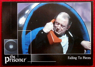 THE PRISONER, VOLUME 2 - Card #12 - Falling to Pieces - Factory Ent. 2010