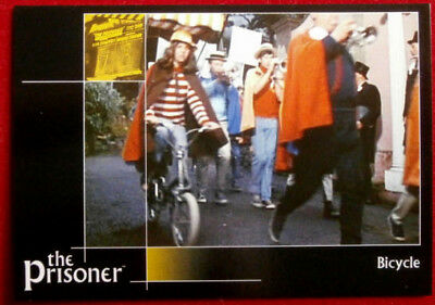 THE PRISONER, VOLUME 2 - Card #47 - Bicycle - Factory Ent. 2010