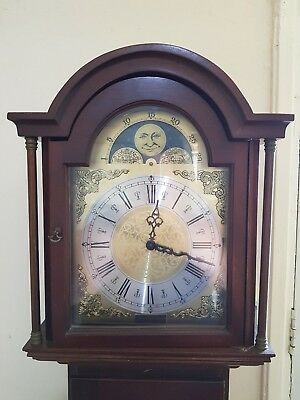 Richard Broad Grandmother Clock