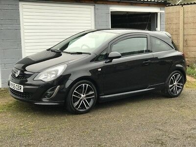 Vauxhall Corsa 1.4 Turbo Black Edition