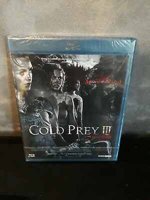 Blu-Ray Cold Prey 3 - Le Commencement / Neuf Sous Blister / Horreur