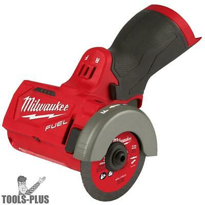 "Milwaukee 2522-20 M12 FUEL 3"" Compact Cut Off Tool (Tool Only) New"