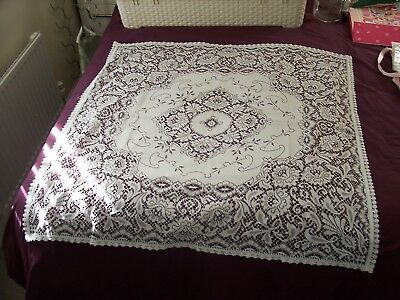 Lace Table Square
