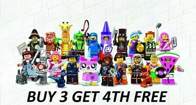 The Lego Movie 2 Wizard Of Oz Series 71023 Minifigures + Buy Any 3 Get 4Th Free