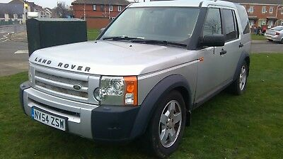 2005 land rover discovery 3 TDV6 2.7 Turbo Diesel Estate
