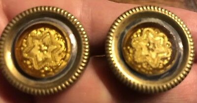 Antique CURTAIN TIE BACKS