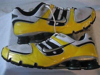 Awesome RARE Mens 2007 Nike Air MX Shox Athletic, Running  Shoes, Size 13