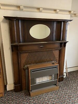 1930s/ 1940s Fire Surround Place
