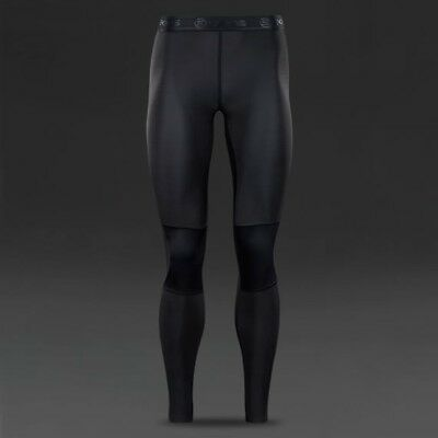 Skins RY400 Women's Recovery Compression Running Tights Black Size S VGC