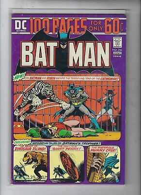 Batman #256, VF/NM, !00 Pages Super Spectacular, Bronze Age, Good Lookin' Book!!