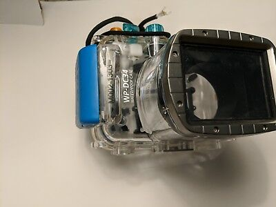 Canon WP-DC34 Underwater Housing / Waterproof Case for Canon G11/G12 w/ diffuser