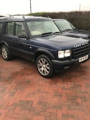 Land Rover Discovery 2,  TD5, Auto