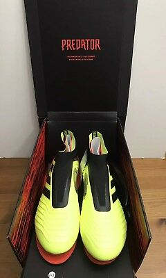 c4be53036b18 ADIDAS PREDATOR 18+ FG Cleats Size 7.5 US Item  BB6316 -  75.00 ...