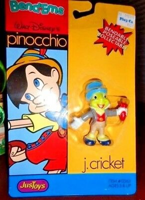 Jiminy Cricket Bendem New Sealed Package