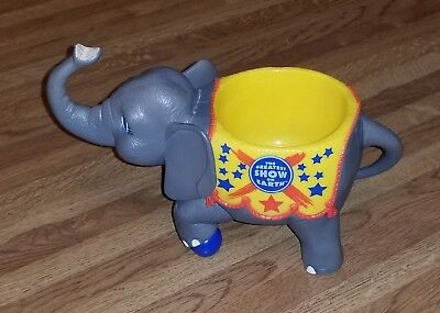 Ringling Bros Barnum & Bailey THE GREATEST SHOW ON EARTH Circus ELEPHANT CUP Mug