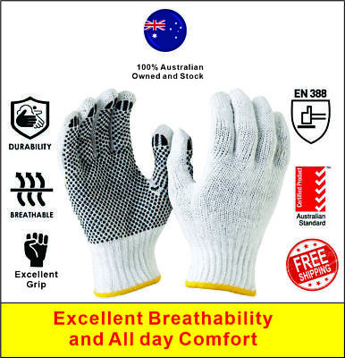 Work Glove Safety Glove Sandy Nitrile Foam Hand Protection 6/12/24/144 Pairs