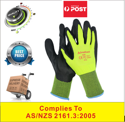 Work Gloves Foam Nitrile Coated General Purpose Garden Hand Protection