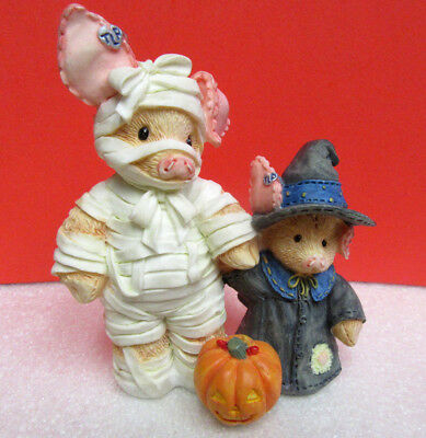This Little Piggy YOU ARE SUCH A TREAT, MUMMY TLP Pig Enesco Figurine