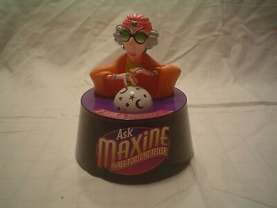 """Hallmark's  """"Ask Maxine – The Mis-Fortune Teller"""" – Gently Used"""