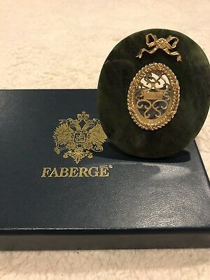 🆕 Faberge Minature Picture Frame