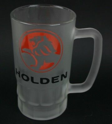 Holden Frosted Beer Glass Stein