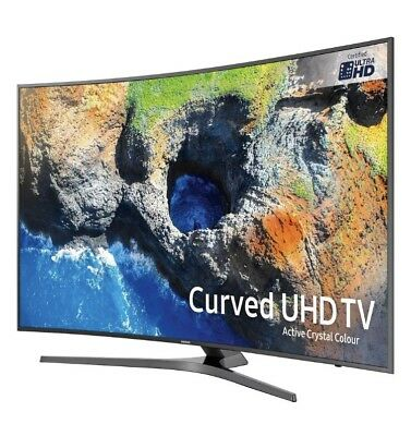 SAMSUNG UE55MU6670 SMART LED UHD 4K SMART 55 INCH CURVED TV. Collection Only!