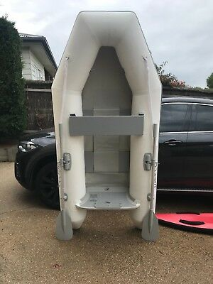 Sirocco Inflatable Tender with Mercury 2.5 HP outboard engine with stand