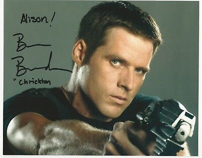 Ben Browder Hand Signed Autographed 8x10 Photo Picture Farscape Rygel