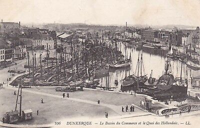 Carte postale. CPA. Dunkerque. Nord 59.