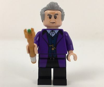 """Dr LEGO® Dimensions /""""DOCTOR WHO/"""" Minifigure Who dim009 71204"""