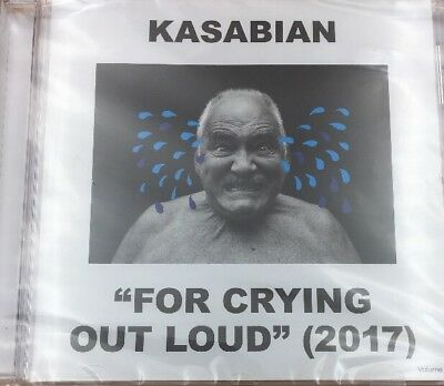 Kasabian - For Crying Out Loud Album [CD] (2017) New & Sealed UK Fast Shipping