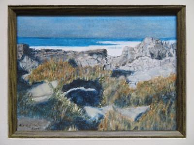 ALICE GOLDIN (1922-2016) Fine South African ORIGINAL OIL PAINTING Cape Town