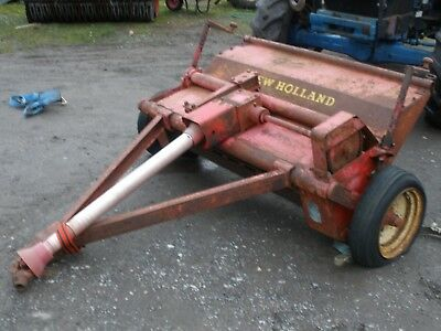 New Holland 401-5 crimper Massey Ferguson Fordson Ford- EXTREMELY RARE!
