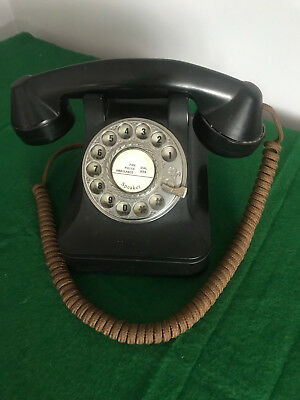 Replica Period Telephone Black
