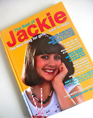RARE HB BOOK - THE BEST OF JACKIE (1970s girls magazine) - OSMOND ESSEX ROLLERS