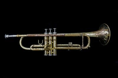 Odyssey brass trumpet with mouth piece