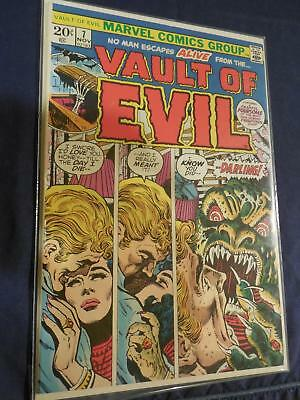 Marvel Vault of Evil Fearful Foursome Comic #7 Very Fine