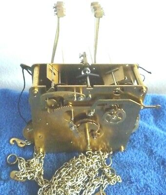 Urgos Westminster Chime Grandfather Clock Movement