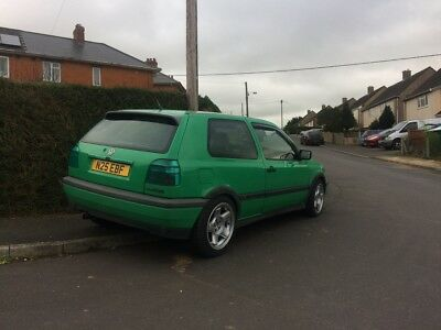 Mk3 Volkswagen Golf vr6 2.8 ltr rare colour concept spares or repairs
