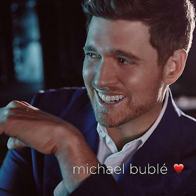 New & Sealed Michael Bublé Love CD