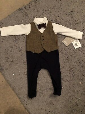 Mamas & papas Boys Occasion Wear 3-6 Months