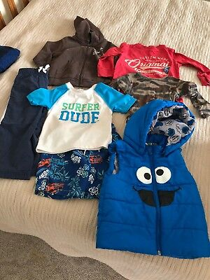 2t toddler boy clothes