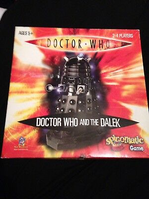 Dr Who And The Dalek Game