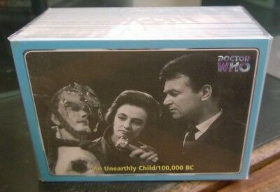 Dr Doctor Who Trading Cards Basic Set Classic Series