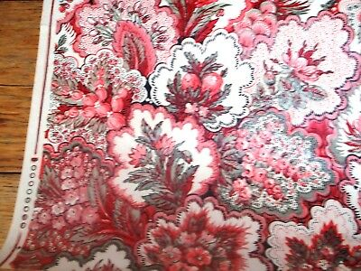 price per 1 meter Hand Blocked Paul Dumas 15 meters New unused Wall Paper c1930