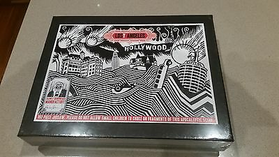 Stanley Donwood Lost Angeles Jigsaw Puzzle Radiohead New SEALED 2002 OOP