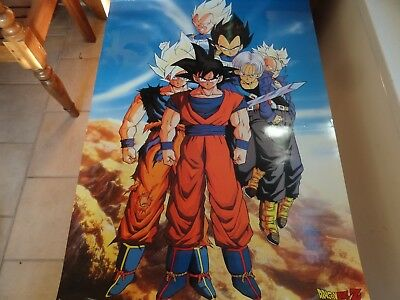 Lot De Poster Dragon Ball Z