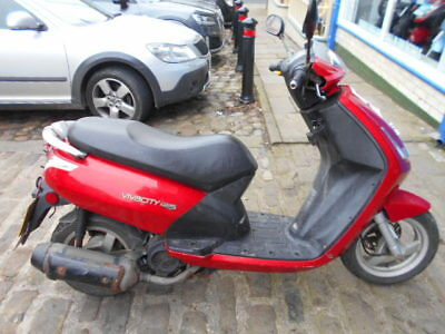 2012 Peugeot Vivacity 3 125 Scooter Spares Or Repair