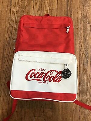 Hex Coca Cola Coke Collectors Backpack - New With Tags