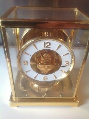 Jaeger-Le Coultre Atmos Mantle Clock